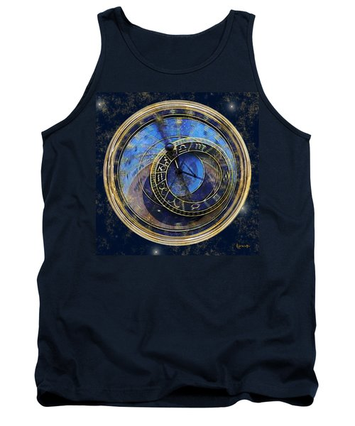 The Carousel Of Time Tank Top