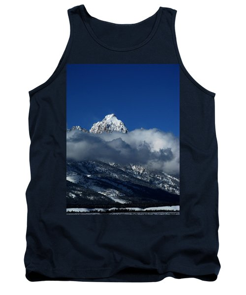 Tank Top featuring the photograph The Clearing Storm by Raymond Salani III