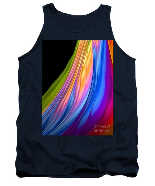 The Color Of Rain Tank Top