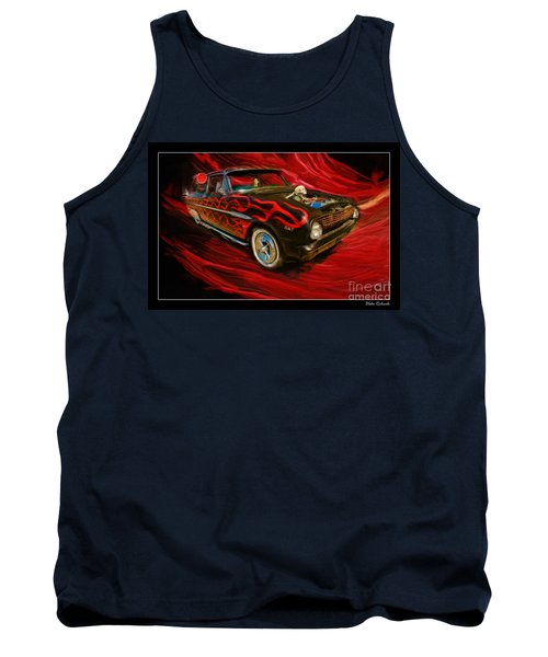 The Devil's Ride Tank Top