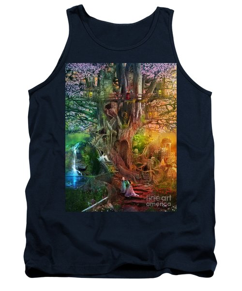 The Dreaming Tree Tank Top by Aimee Stewart