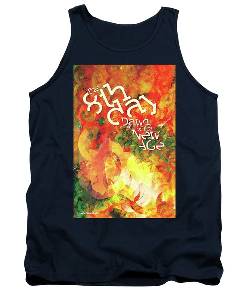 The Eighth Day Tank Top