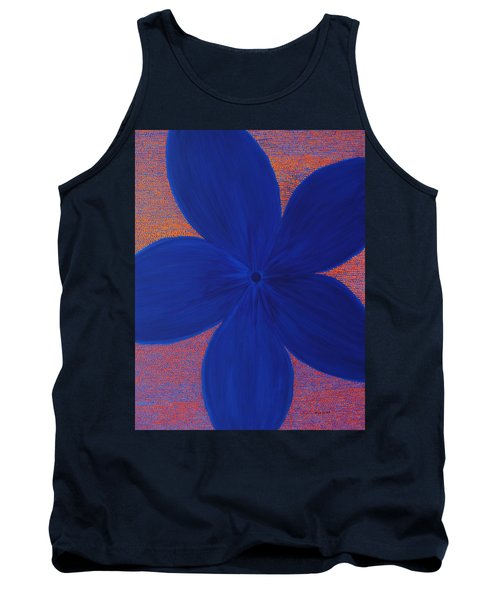 The Flower Tank Top by Kyung Hee Hogg