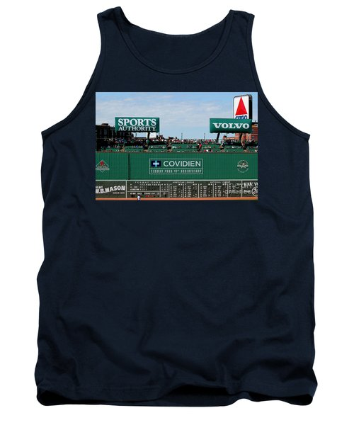 The Green Monster 99 Tank Top by Tom Prendergast