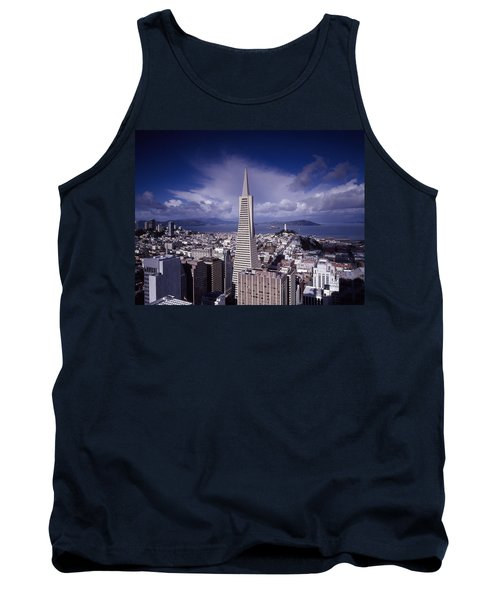 The Heart Of San Francisco Tank Top
