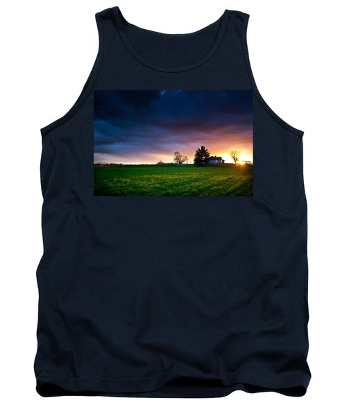 The House Of The Rising Sun Tank Top