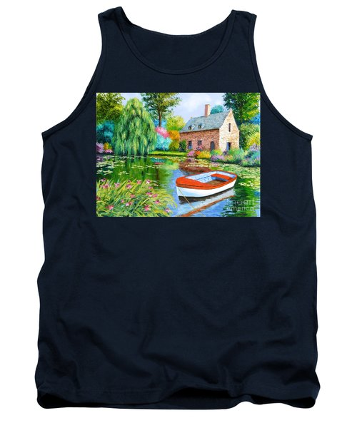 The House Pond Tank Top
