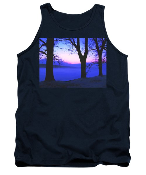 The Hush At First Light Tank Top