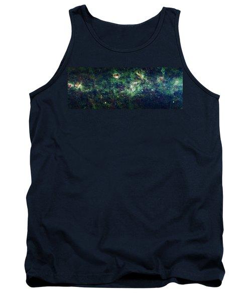 The Milky Way Tank Top by Adam Romanowicz