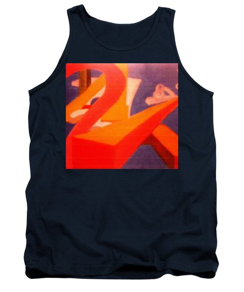 The Numbers Tank Top