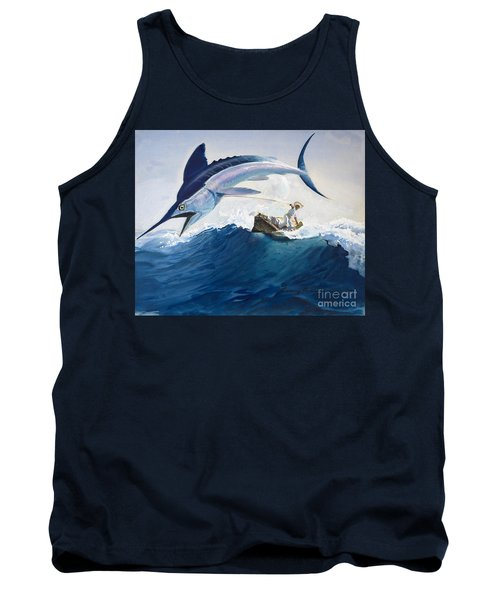 The Old Man And The Sea Tank Top