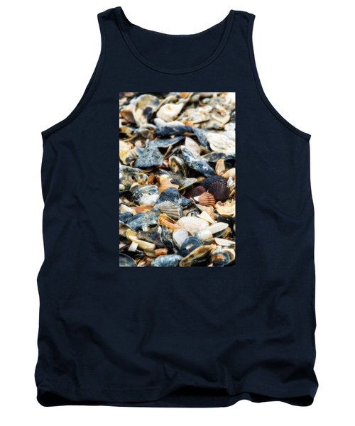 Tank Top featuring the photograph The Raw Bar by Joan Davis