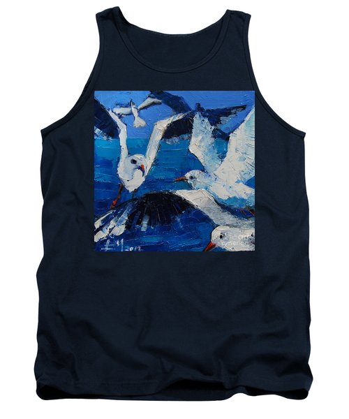 The Seagulls Tank Top