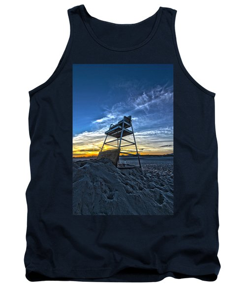 The Stand At Sunset Tank Top