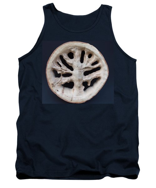The Trunk Of Time Tank Top