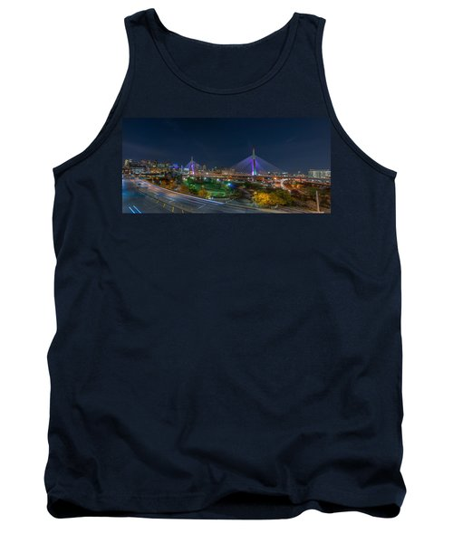 The Zakim Bridge Tank Top