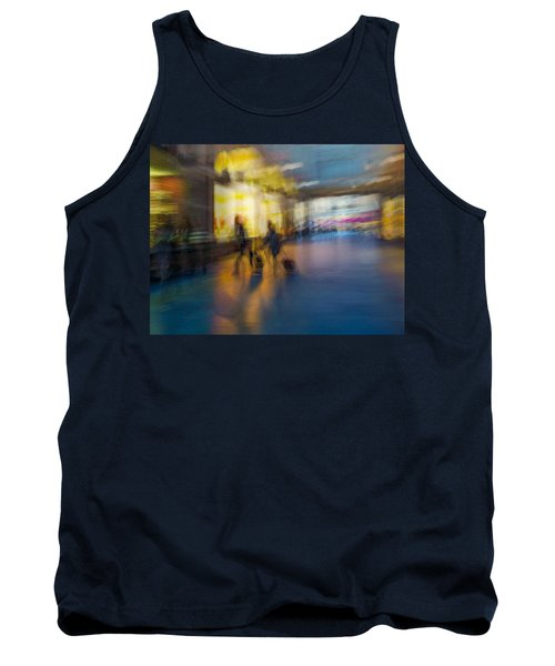 Tank Top featuring the photograph This Is How We Roll by Alex Lapidus