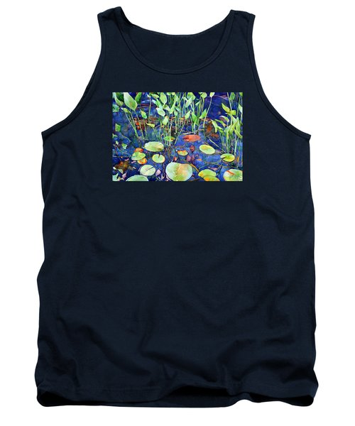 Thoughts Turn To Spring Tank Top