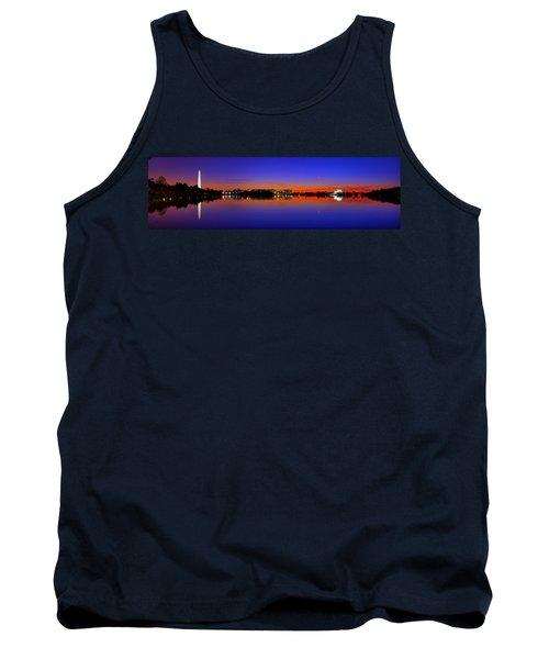 Tidal Basin Sunrise Tank Top