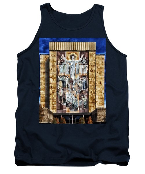 Touchdown Jesus Tank Top
