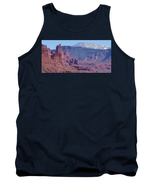 Towering Rockformations Tank Top by Bruce Bley