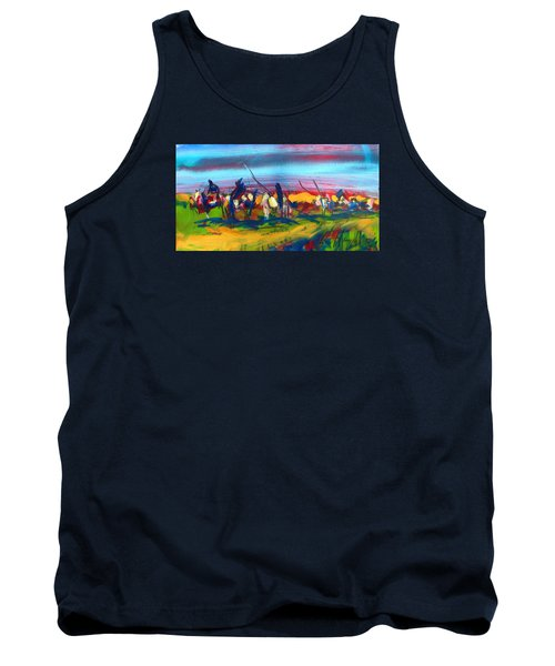 Trail Of Tears Tank Top