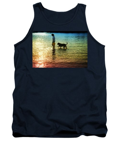 Tripping The Light Fantastic Tank Top