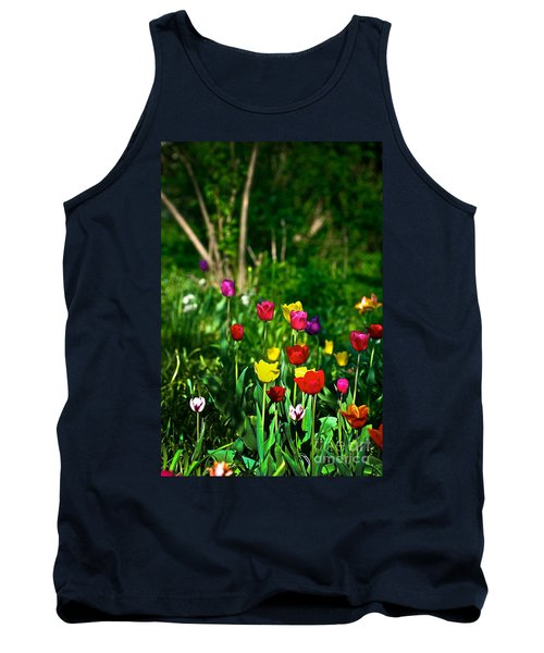 Tulip Rainbow Tank Top