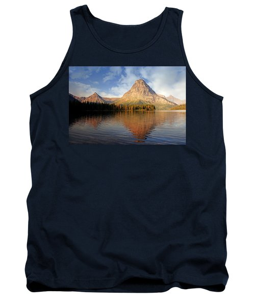 Tank Top featuring the photograph Two Medicine by Marty Koch