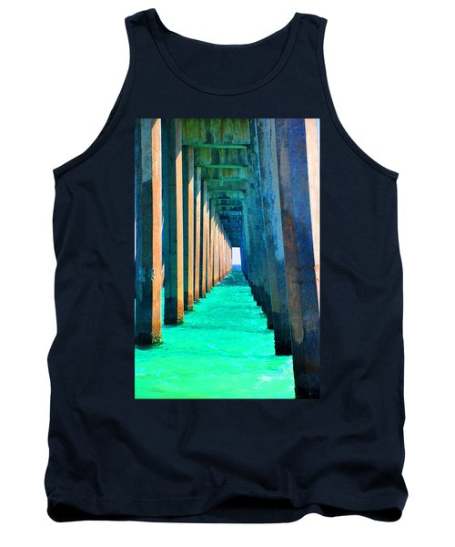 Under The Pier Too Tank Top