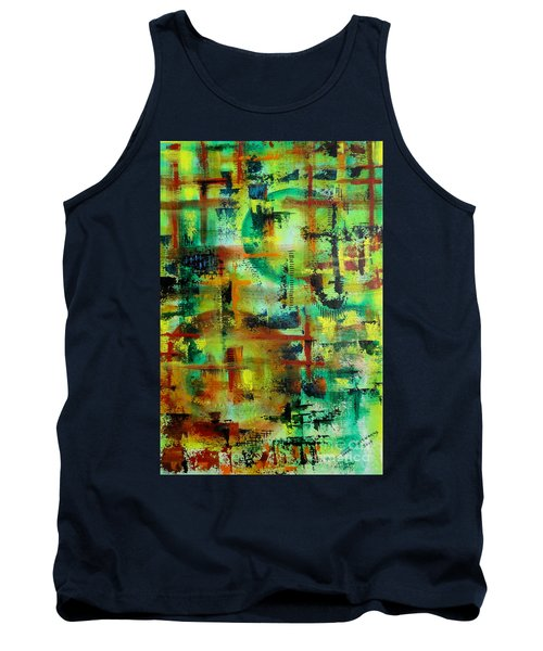 Two Sphere Tank Top