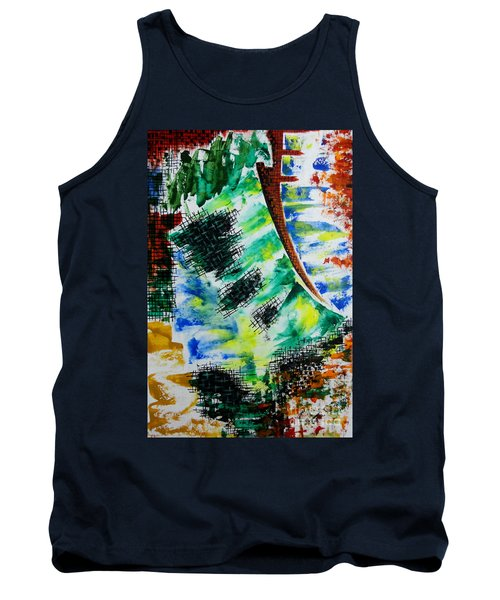 Different Mode Tank Top