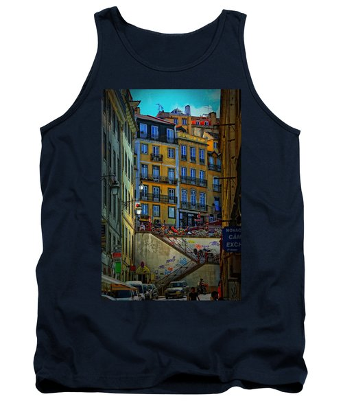 Up The Stairs - Lisbon Tank Top