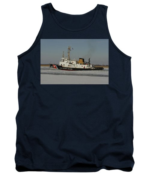 Us Coast Guard Tank Top