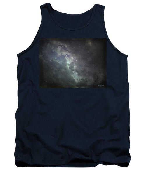 Vast Universe Tank Top by Cynthia Lassiter