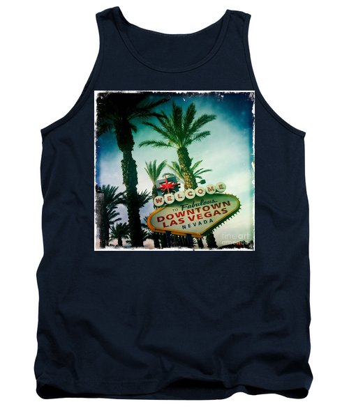 Vegas Tank Top by Nina Prommer