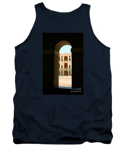 Ventana De Arco Tank Top by The Art of Alice Terrill