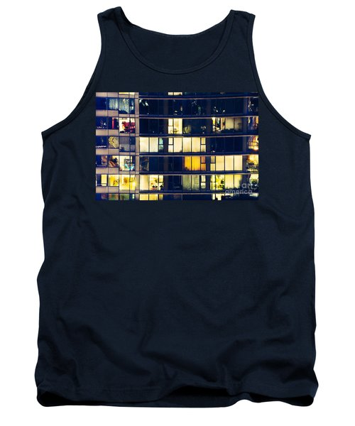 Tank Top featuring the photograph Voyeuristic Pleasure Cdlxxxviii by Amyn Nasser