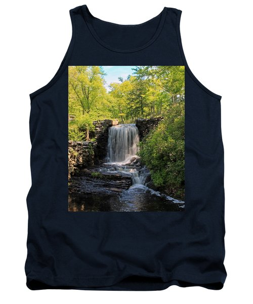 Water Fall Moore State Park 2 Tank Top