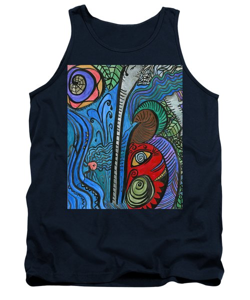 Water For Elephant Tank Top