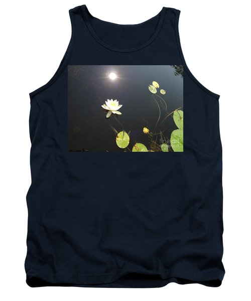 Tank Top featuring the photograph Water Lily by Laurel Best