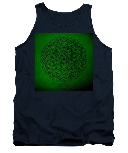Wave Particle Duality II Tank Top