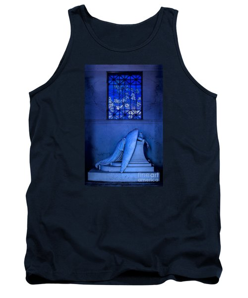 Weeping Angel Tank Top