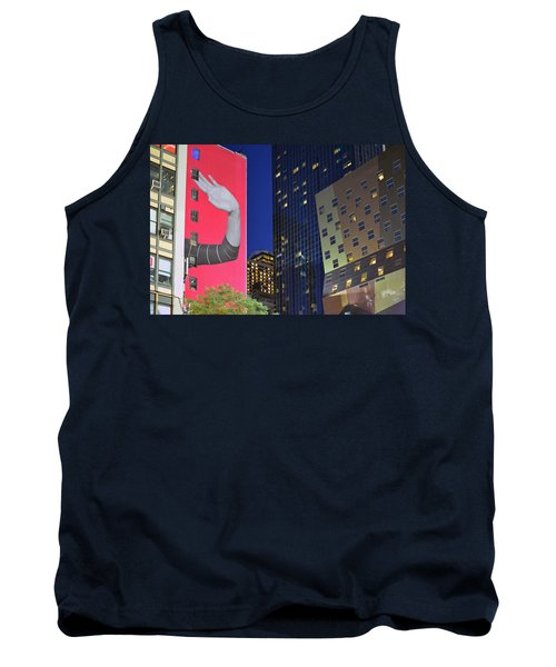 Welcome To New York Tank Top