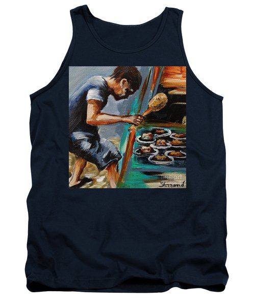 Whack A Mole Tank Top