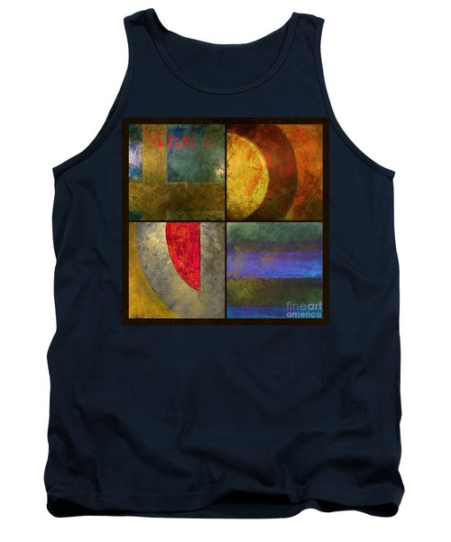 What Is Love Tank Top