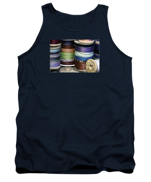 Spools Of Thread Tank Top