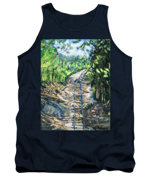 What's Around The Bend? Tank Top