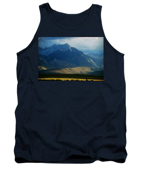 Where The West Commences Tank Top