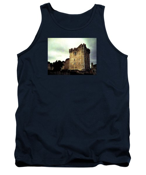 Tank Top featuring the photograph Whispers And Footsteps by Angela Davies
